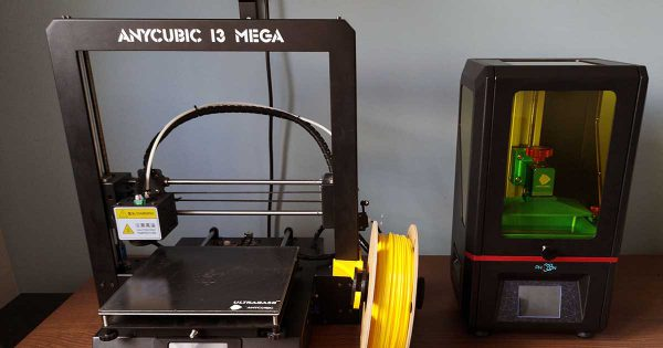 Desktop 3D printers for your home